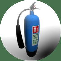 Water-Mist-Extinguishers