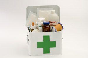 first aid fire equipment