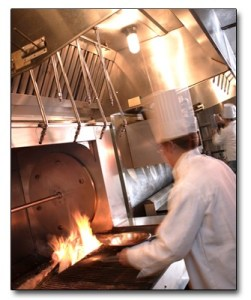 Fire Protection Problems in Commercial Kitchens