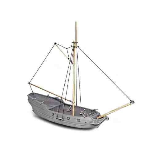 28mm Resin Sloop