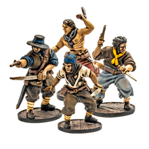 Group of Miniatures