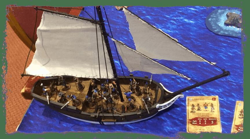 Customer Battle Report: Ship to Ship Combat