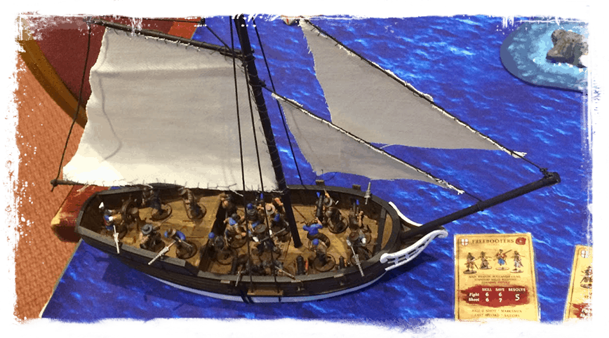 Customer Battle Report: Ship to Ship Combat