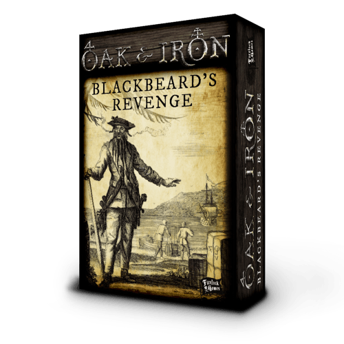 Blackbeard's Revenge Expansion