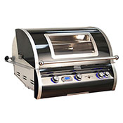 Fire Magic Echelon Black Diamond Series H790 Built-In Grill Grill with Rotisserie
