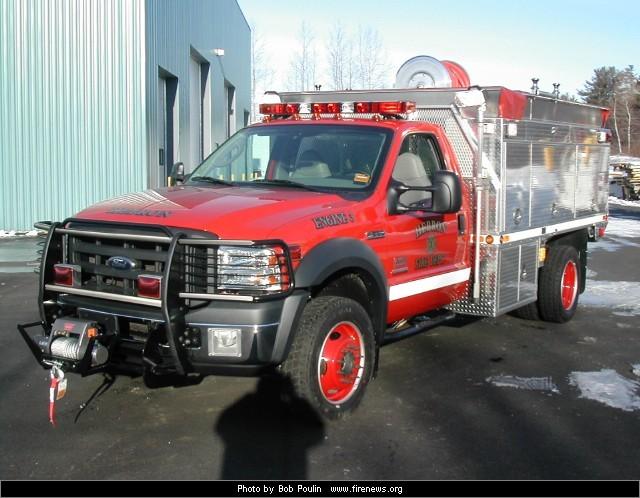 Hebron Fire Department Maine