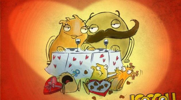 I Coccoli per san Valentino