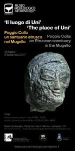 Museo Archeologico di Artimino - Il luogo di Uni