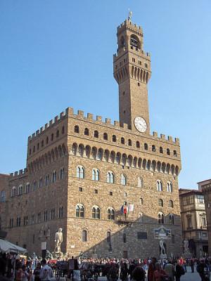 Oggi consiglio comunale a Palazzo Vecchio (Foto JoJan)