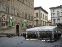 Piazza Strozzi a Firenze (foto Sallko)