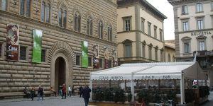 Piazza Strozzi a Firenze
