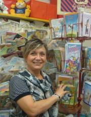 Morena Baldacci, presidente del Ccn Dalmazia