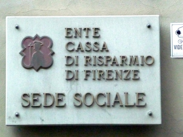 Cassa Risparmio di Firenze
