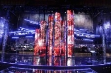 Il nuovo palco di Sanremo 2013