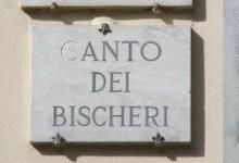 La toponomastica fiorentina è ricca di esempi buffi e divertenti