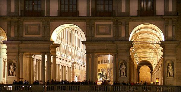 Boom di visitatori agli Uffizi nel week-end pasquale