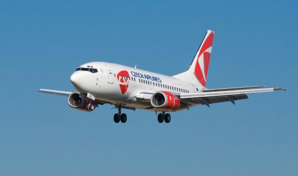 I nuovi aerei della compagnia di bandiera Ceca arriveranno anche a Firenze