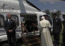 Bendetto XVI lascia il pontificato