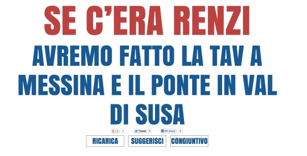 Web scatenato su Matteo Renzi