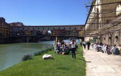 Clima mite su Firenze