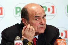 Pierluigi Bersani si dimette