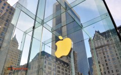 L'Apple Store a New York nel cuore di Manhattan