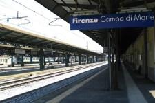 Stazione di Firenze Campo di Marte