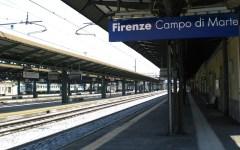 Firenze: muore schiacciato da un treno alla Stazione di Campo di Marte