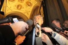 Massimo D'Alema ha incontrato Matteo Renzi a Firenze