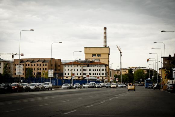 Ex area Fiat, nel quartiere di Novoli
