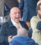 Galliani dopo la contestazione dello scorso aprile a Firenze