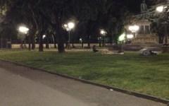 Notti fiorentine ad alto tasso alcolico in piazza Indipendenza