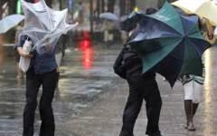 Maltempo, Toscana: codice giallo per temporali e vento fino a sabato 29 aprile