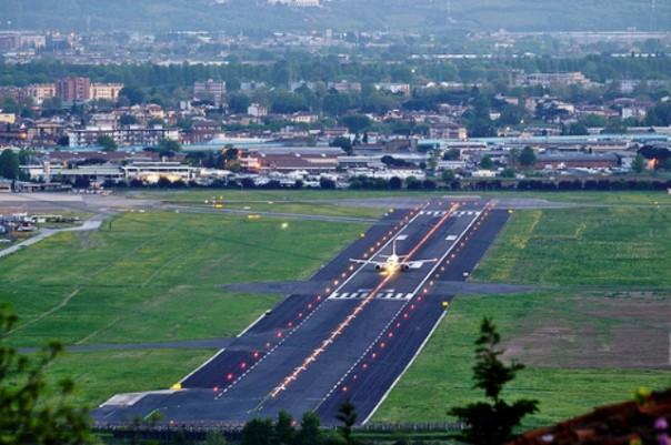 Aeroporto, boom di passeggeri