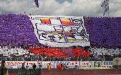 Fiorentina, festa sotto il nubifragio: centrato il quarto posto