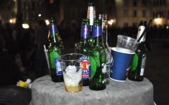 Notte Bianca, fiumi di birra nonostante il divieto