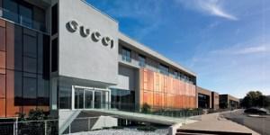 Il quartier generale di Gucci a Scandicci, Firenze