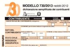 Modello 730_2013