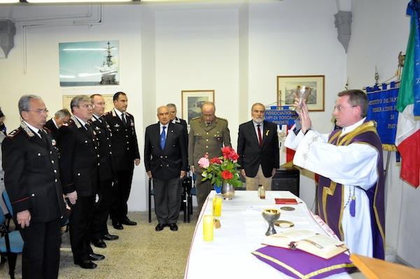 La festa del Decorato al Valor militare a Firenze