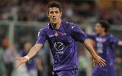 Fiorentina, lo striscione dei tifosi contro Jovetic