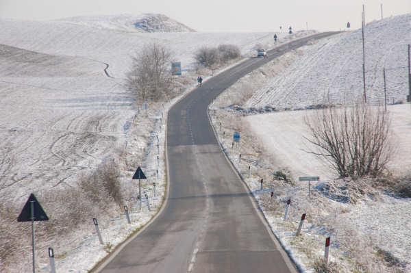 Primavera a rischio neve in Toscana