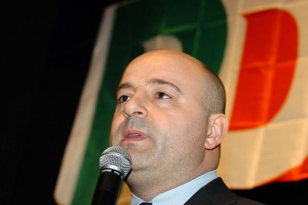 Il segretario regionale Pd Andrea Manciulli