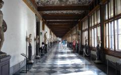 Uffizi e Galleria dell'Accademia: boom di visitatori