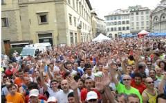 Torna la Guarda Firenze (Foto Misericordia)