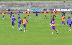 Fiorentina, in ritiro si torna a Moena