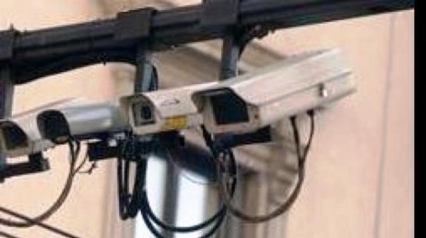 Telecamere di sorveglianza cittadina a Pisa