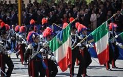 Parata Carabinieri
