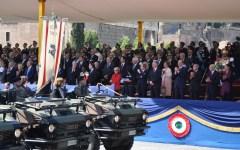 Il gonfalone della Regione Toscana alla parata militare del 2 giugno a Roma