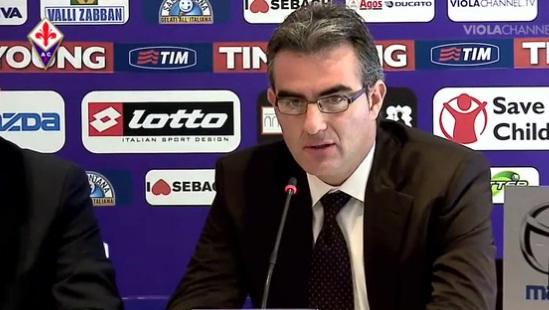 Edoardo Macia ha dichiarato di sognare un trofeo con la Fiorentina