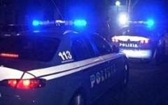 Controlli notturni della Polizia a Firenze